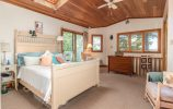 Master Bedroom With Walk-Out To Private Deck