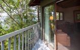 Entrance To Master Bedroom From Private Deck
