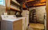 Utility Room Includes The Washer/Dryer  And Water Purification System