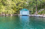 Boathouse From The Water