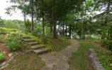 Stone Path To Bunkie
